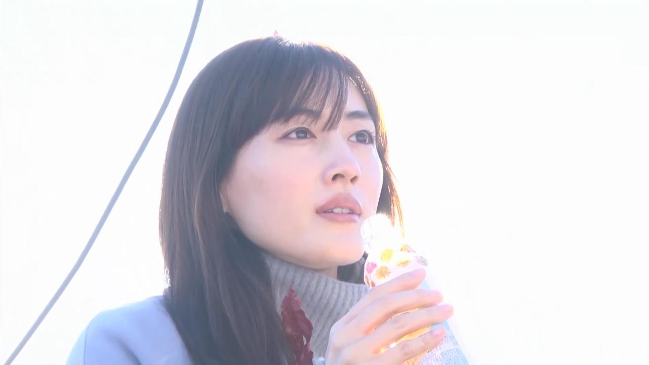 疫情下依然工作不斷 綾瀨遙為代言拍攝新廣告