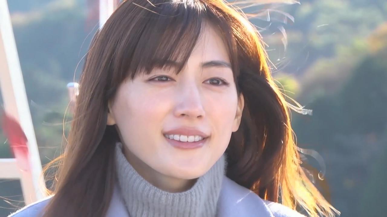 (國語)疫情下依然工作不斷 綾瀨遙為代言拍攝新廣告