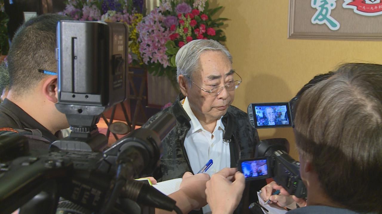 林建名因淋巴癌逝世 享年84歲