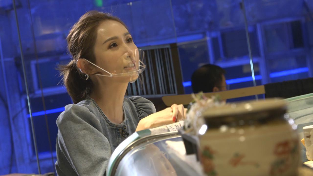 陳貝兒拍攝新節目尋找家香味 與居港外國人尋找地道家鄉味