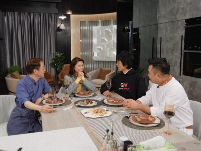 第十三集:陸永、江嘉敏,激嬲兩大名廚?
