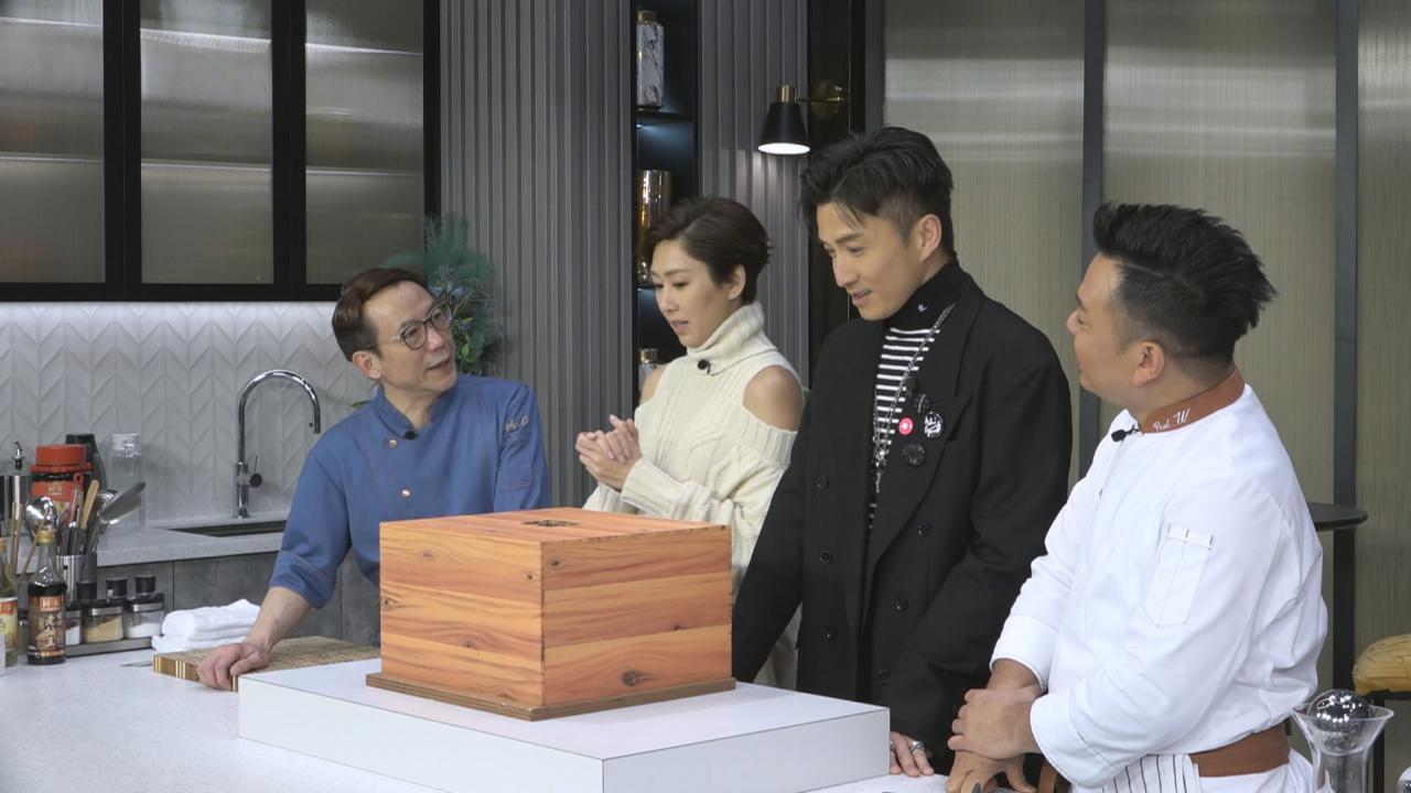 胡定欣準備豬手考驗兩大名廚 陳山聰曾嫌食材不夠名貴