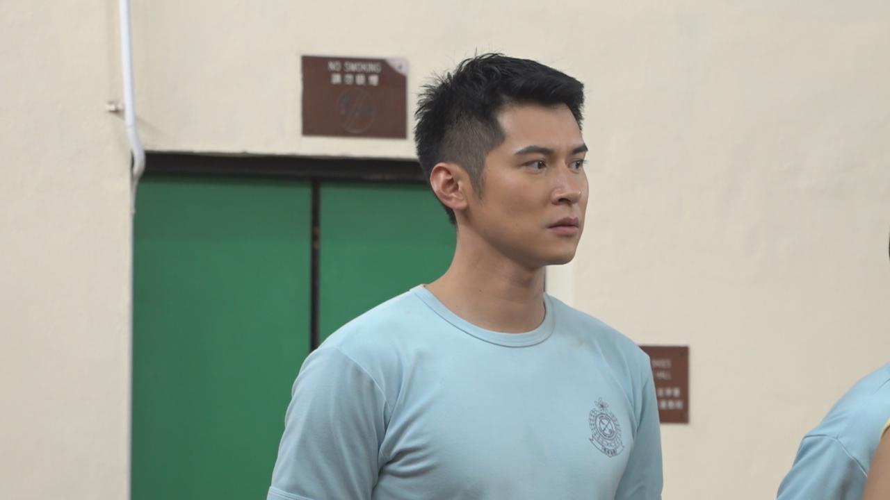 陳家樂自認籃球初哥 大讚劉穎鏇教導有方
