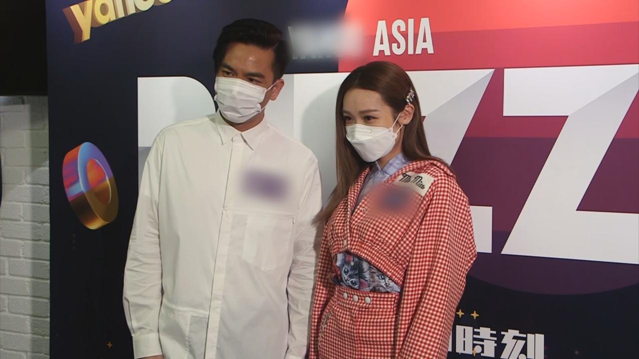 齊獲人氣電視男女藝人獎 馬國明李佳芯盼合作演情侶