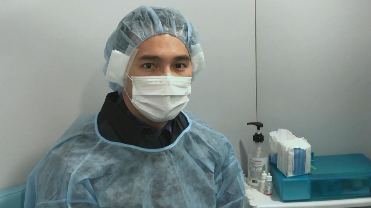 王梓軒做矯視手術 事前曾參考母親意見
