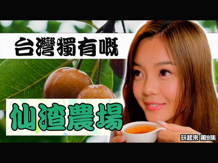 【玩起來】台灣獨有嘅仙渣農場