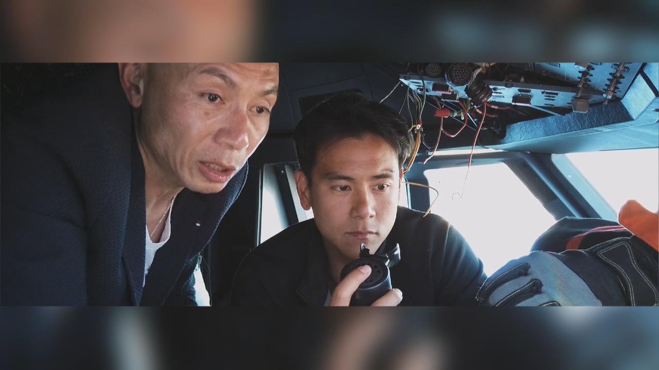 林超賢執導海上救援電影 往荷李活級片場取景製作龐大