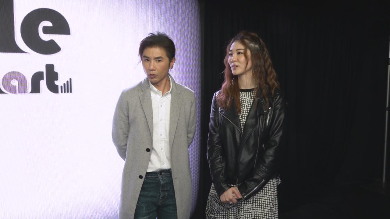 黃翊為自創新歌拍微電影 邀請羅敏莊擔任女主角
