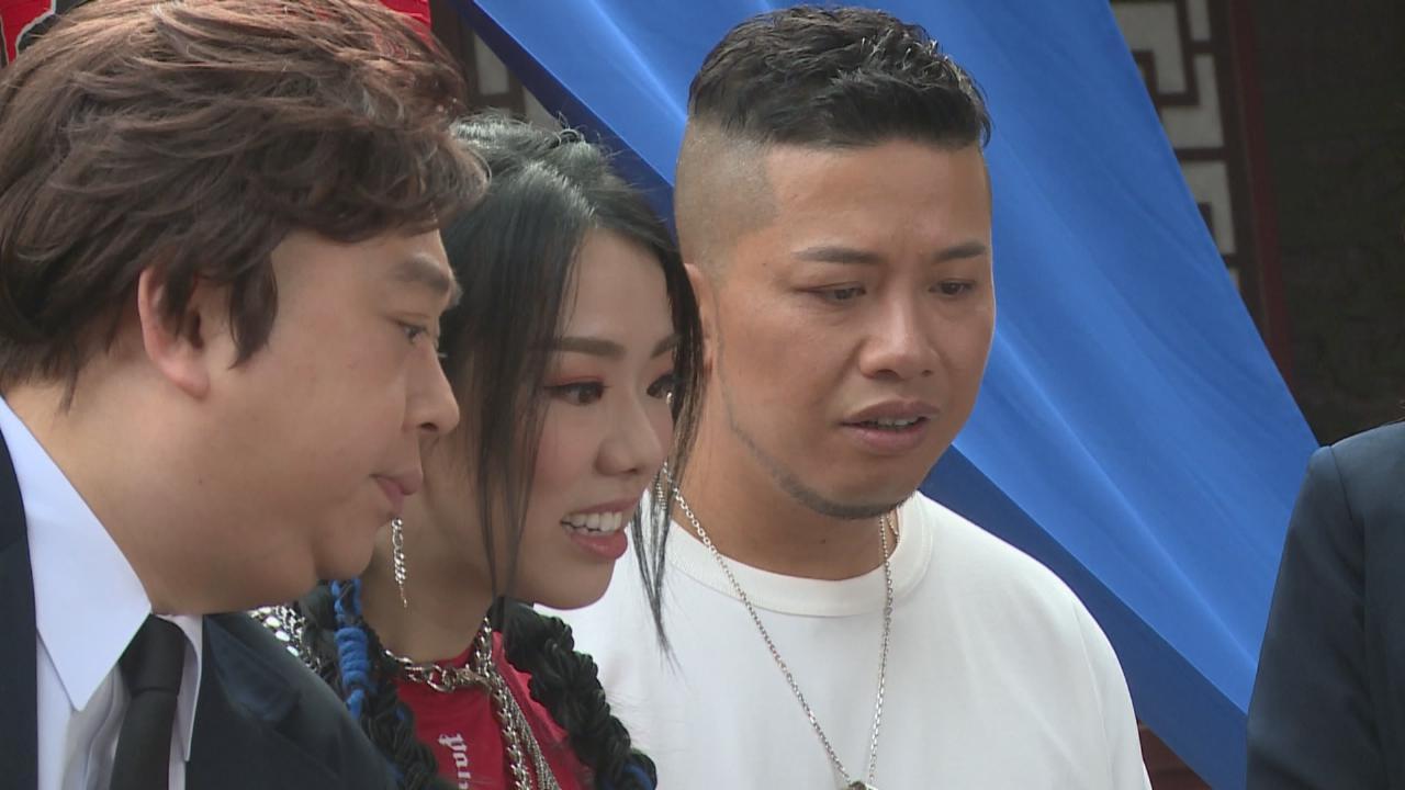 (國語)JArie小肥拍節目參觀古裝街 兩人對現金獎虎視眈眈