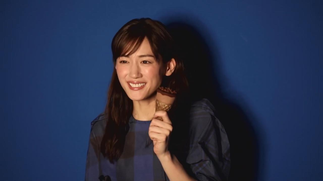 第15年擔任品牌代言人 綾瀨遙更掌握廣告商要求
