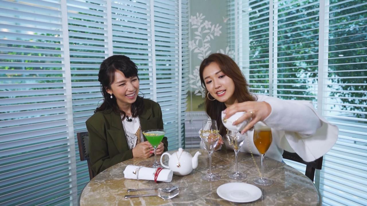 姊妹淘Luxury Lifestyle珠寶品牌下午茶