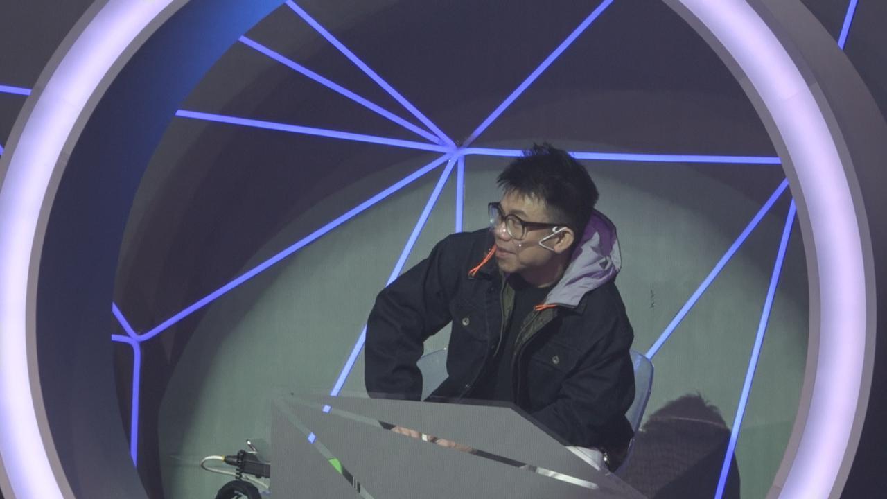 陳奐仁自爆表演時常緊張 笑言或需要設計太空褲
