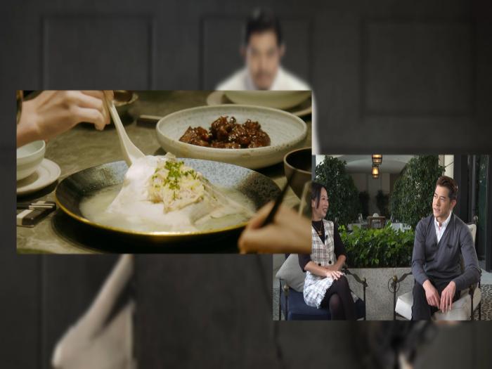 郭富城韓國取景大爆片場暴食之迷