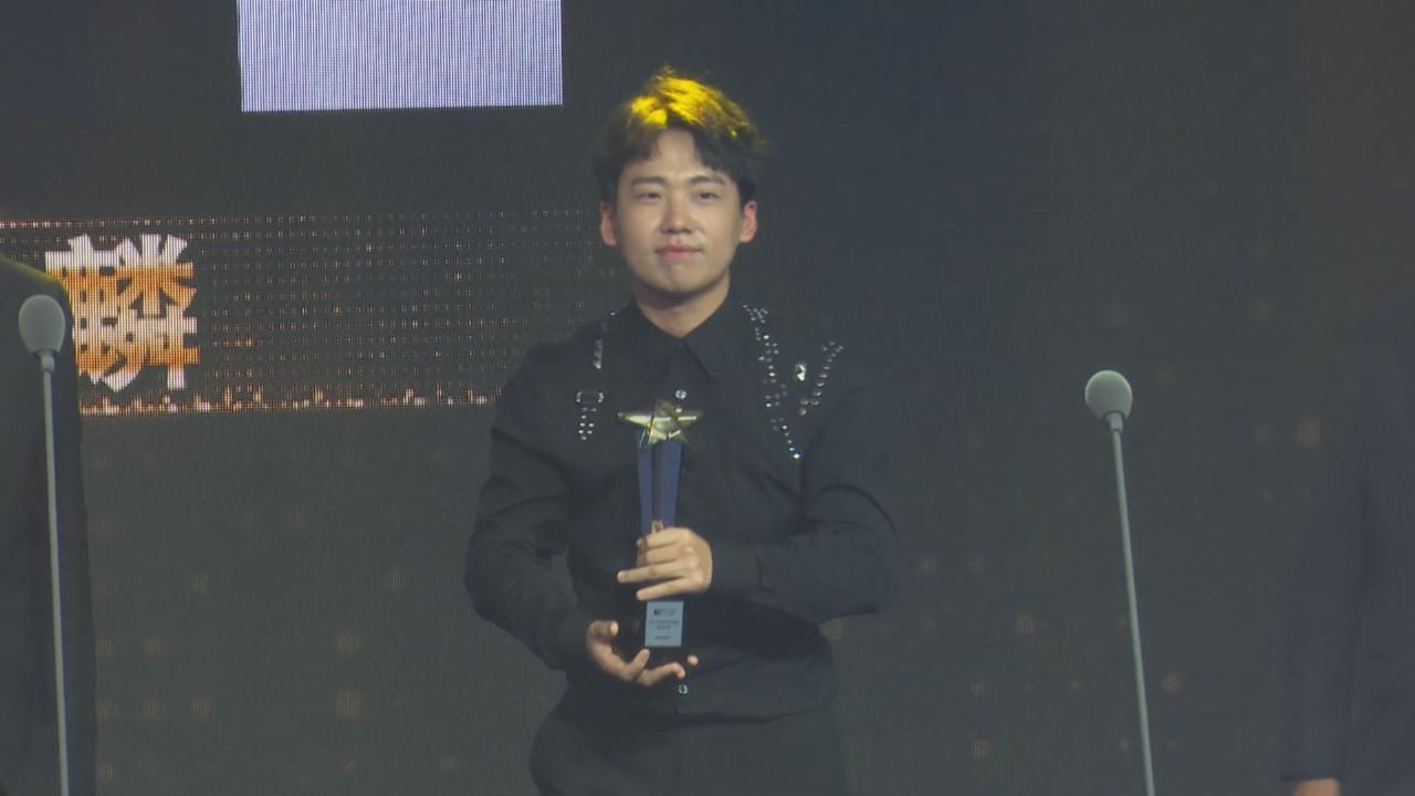 郭麒麟初演舞台劇有好成績 奪年度最佳新人獎心情激動
