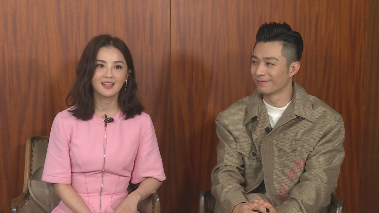 周柏豪 蔡卓妍再度合作 電影續集探討愛情抉擇難題