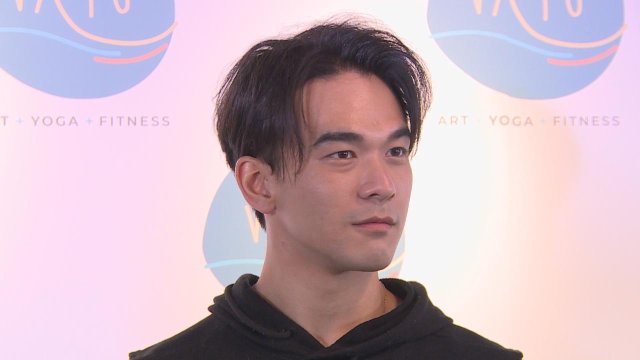 龐景峰擔任星級健身導師 直言武術指導班大受影響