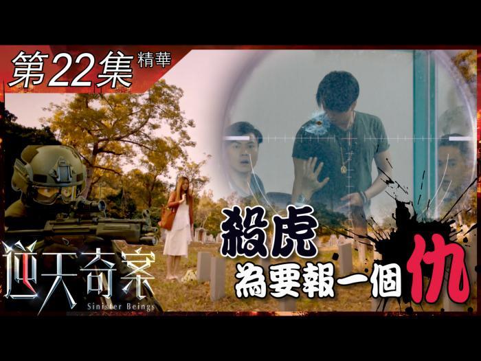 【逆天奇案】第22集加長版精華  殺虎為要報一個仇