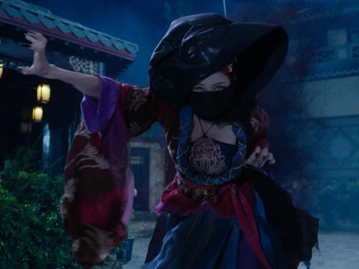 第十七集:神秘女妖,夜襲蘇柔!