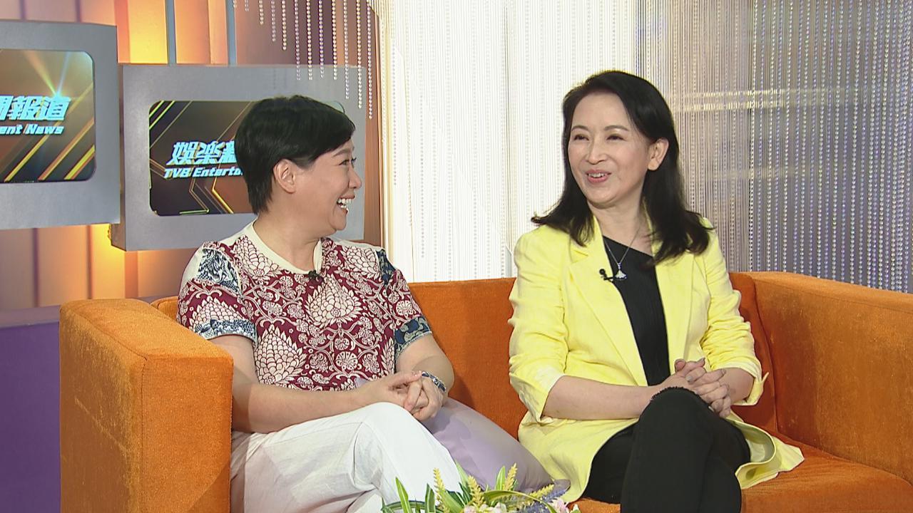 龔慈恩演出劇集《寶寶大過天》 性格反轉遇演技大挑戰