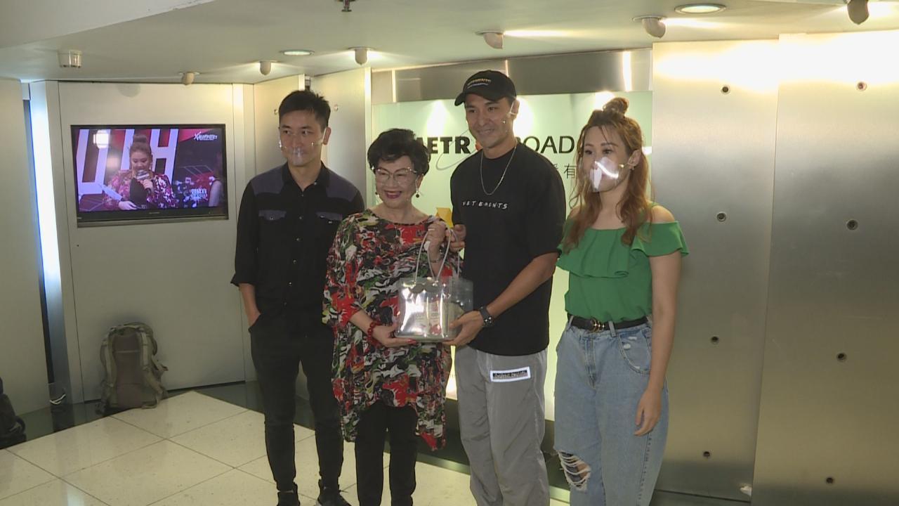 陳展鵬接受家燕姐電台訪問 二人同聲同氣大談BB經