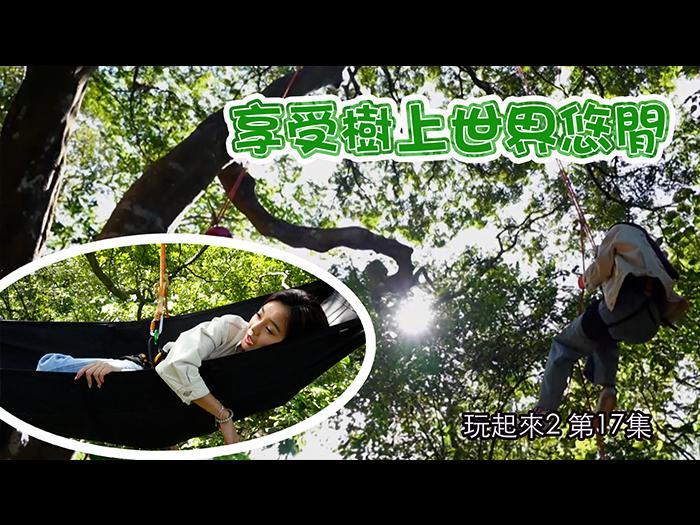 【玩起來2】享受樹上世界悠閒