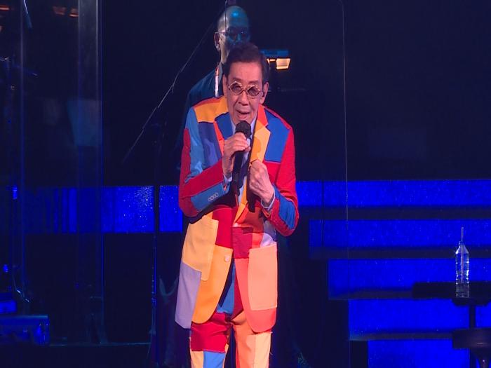 修哥89歲破世界紀錄演唱會 愛回家演員撐場齊唱主題曲