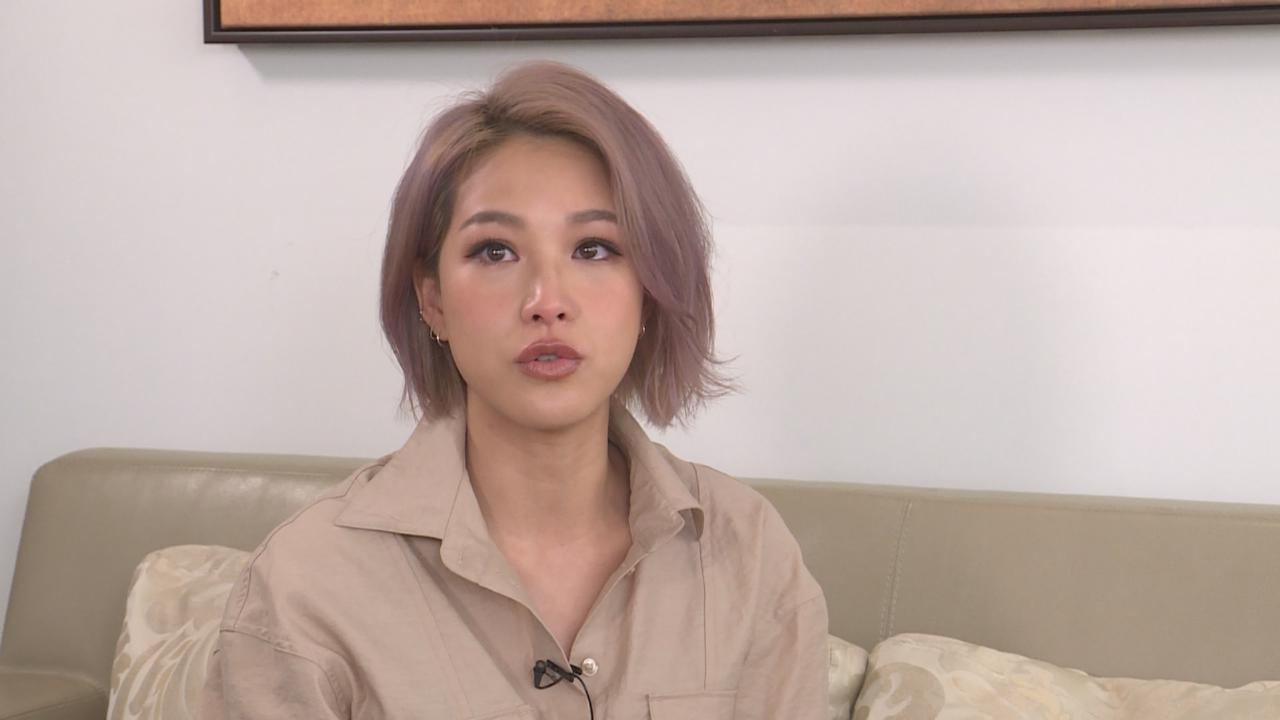 加盟新唱片公司成吳業坤師妹 Cheronna分享低調改名原因