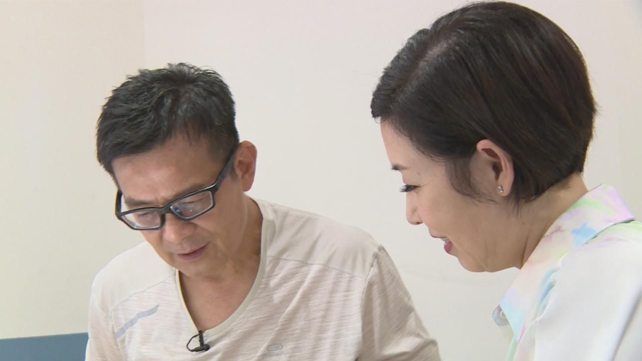 黃日華作客新節目單對單 與黎芷珊分享單身生活