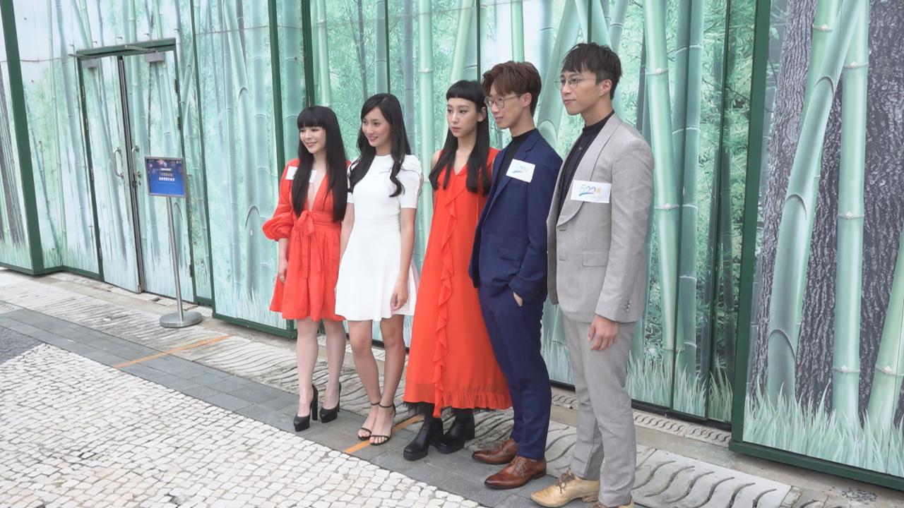 (國語)走出聲夢舞台首次商演 Gigi Yumi Felix主題樂園獻唱心情緊張