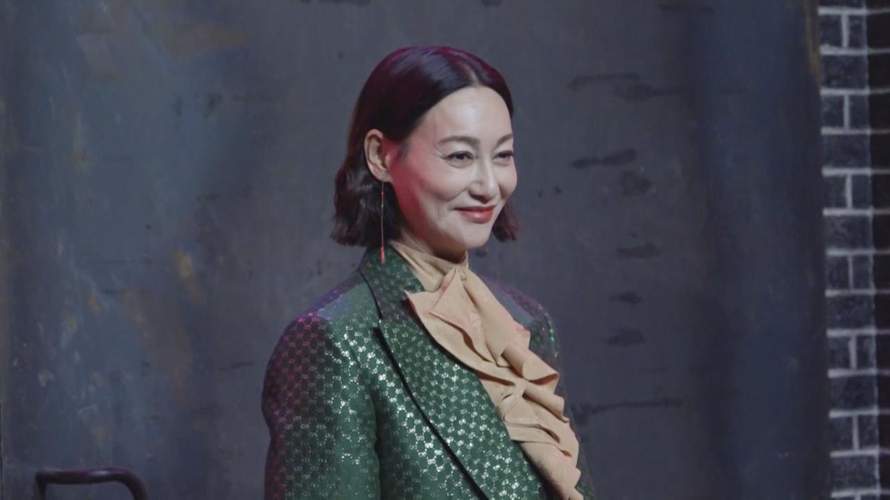 (國語)惠英紅上海出席時尚活動 獻上墨寶祝福品牌一百周年