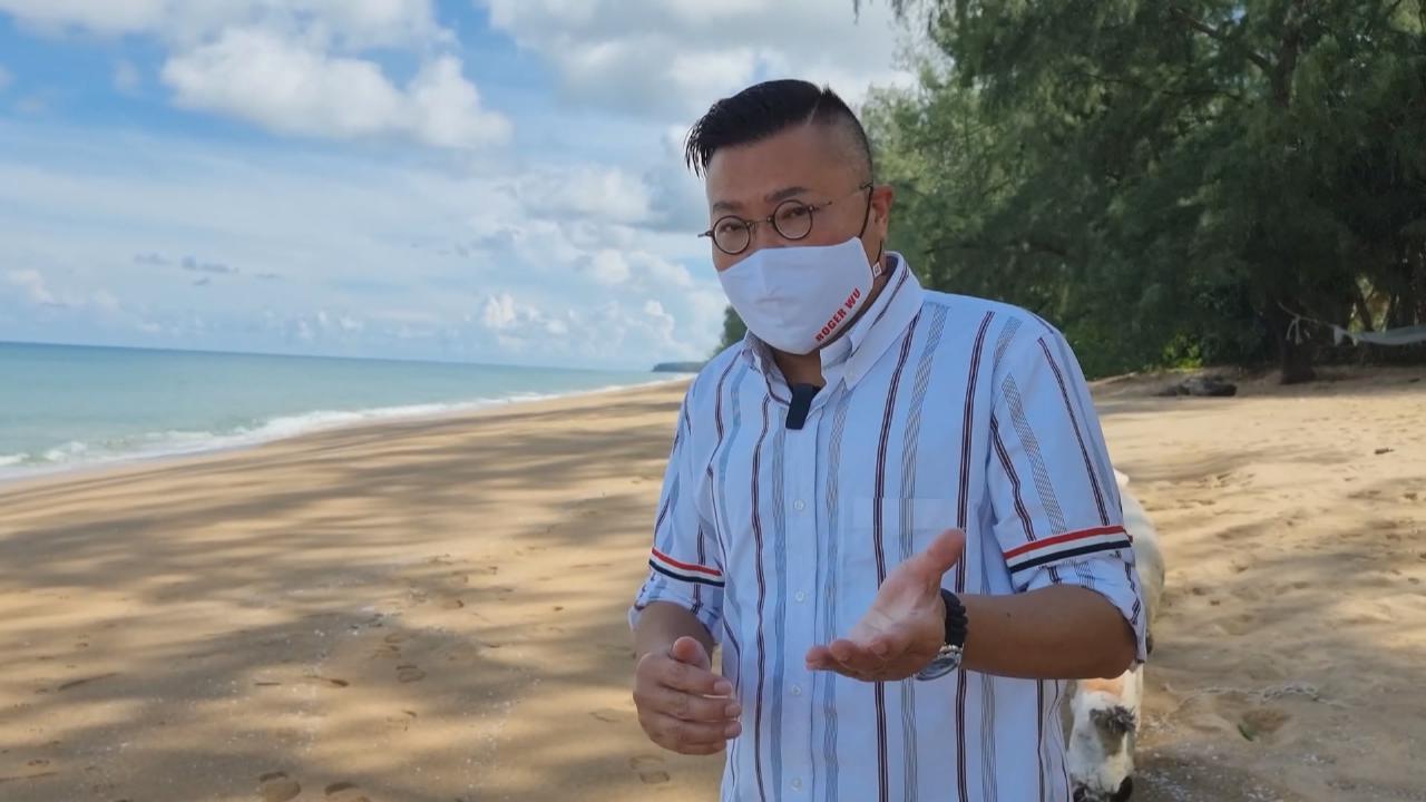 直擊布吉零隔離旅遊新措施 胡慧冲講解香港旅客須知
