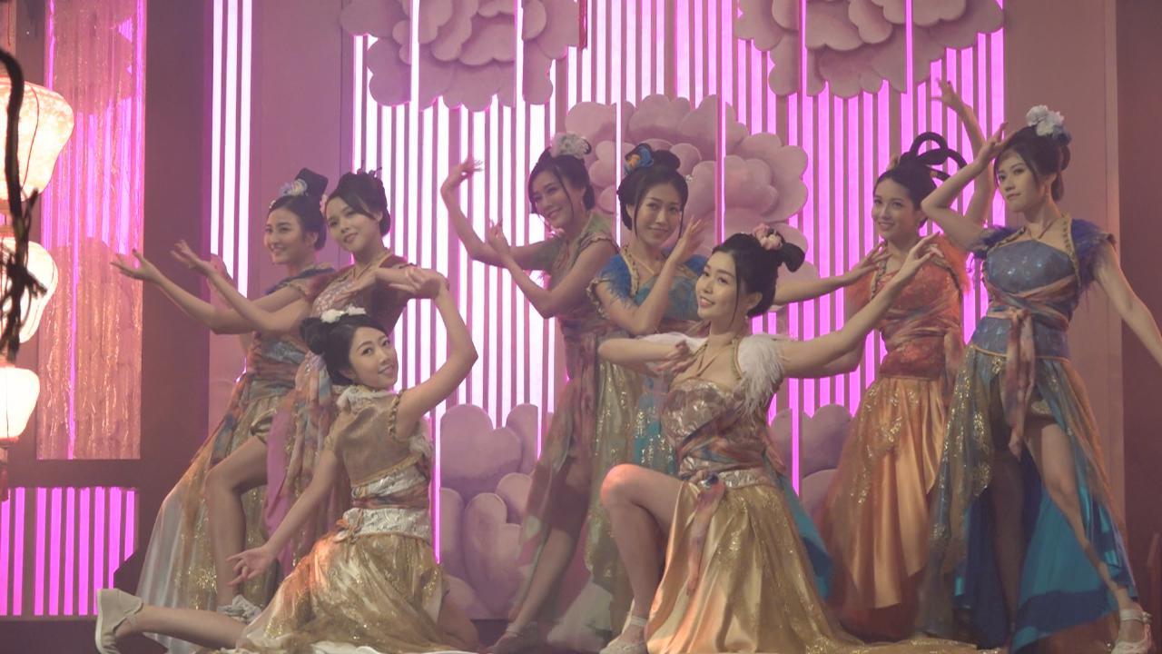 為痞子殿下跳舞場面排練兩日 林可悅讚波波舞姿優美