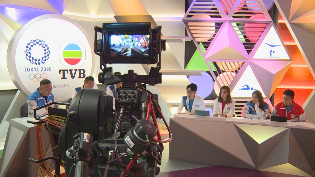 張家朗勇奪奧運金牌 鍾志光表示錄影廠氣氛激昂