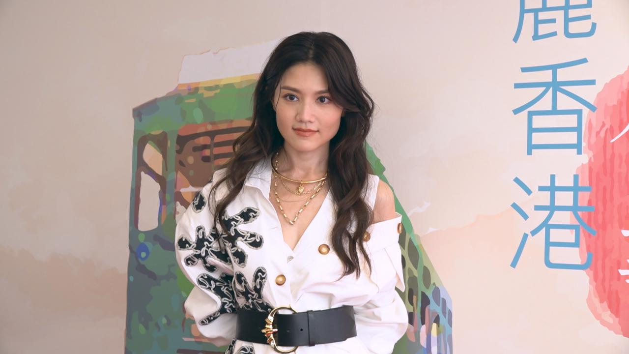(國語)任電影短片計劃大使 周秀娜支持香港本地製作