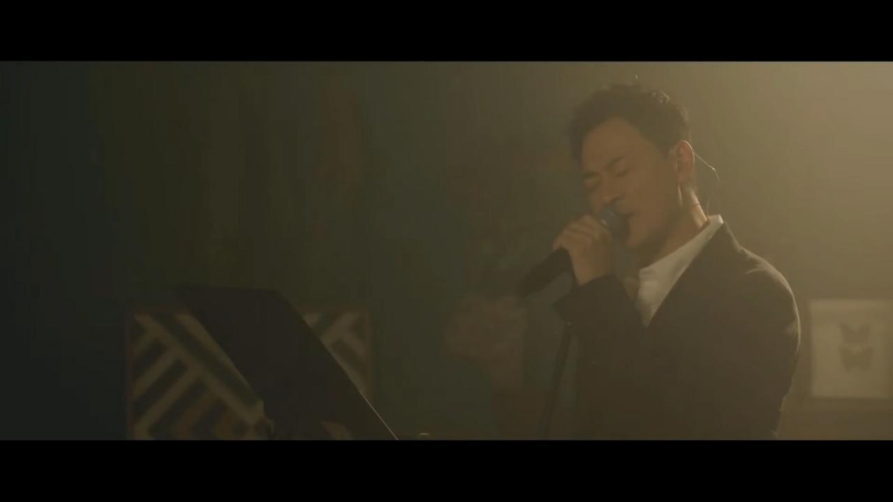 (國語)林峯舉行網上演唱會 經典情歌勾起歌迷回憶