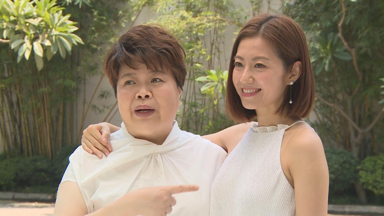 (國語)好聲好戲之聲級學堂正式招募 陳自瑤黃鳳英拍攝宣傳片
