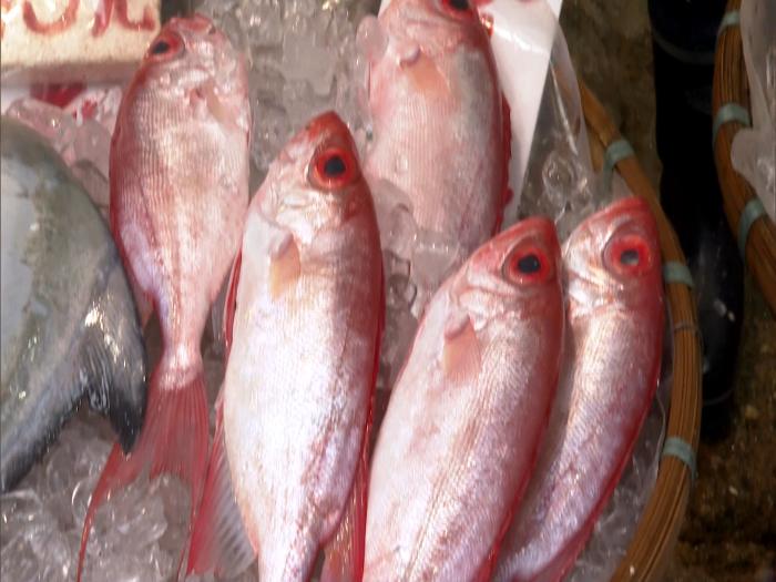 紅色海鮮 少食為先