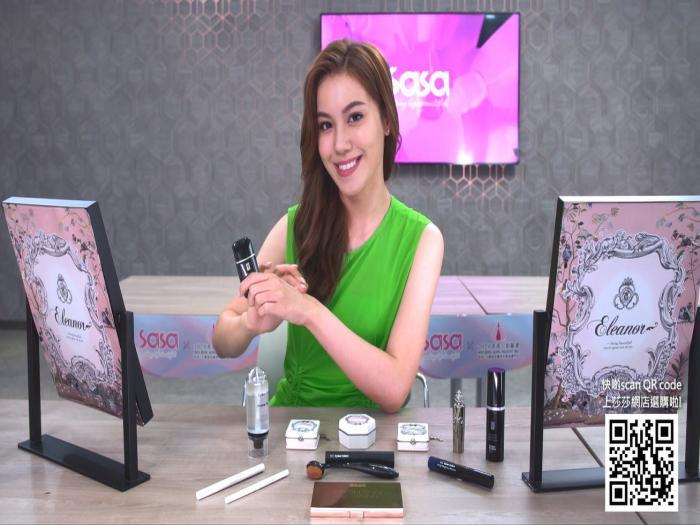 【2021香港小姐競選】宋宛穎話如果只可以揀一款化妝品的話…