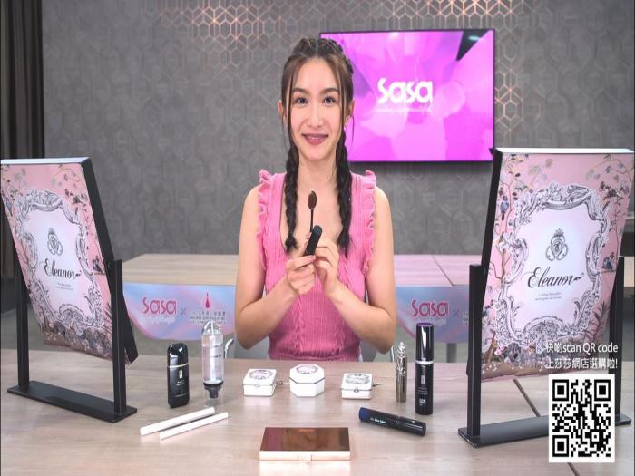 【2021香港小姐競選】關楓馨話如果只可以揀一款化妝品的話…
