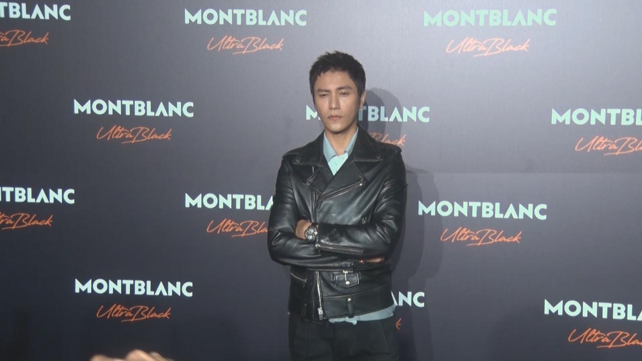 陳坤上海出席品牌活動 將為北京國際電影節擔任評審