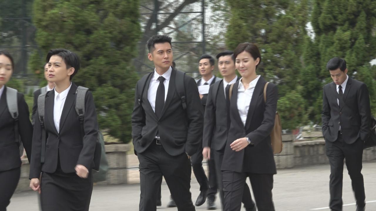 與陳家樂首次合作拍劇 劉佩玥嘆二人相逢恨晚