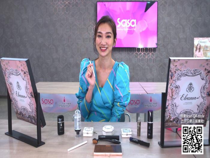 【2021香港小姐競選】王嘉慧話如果只可以揀一款化妝品的話…