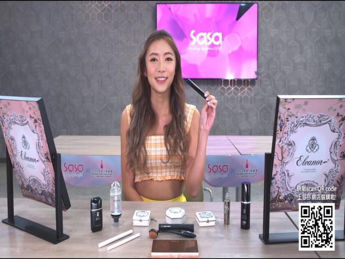 【2021香港小姐競選】莫韻諰話如果只可以揀一款化妝品的話…