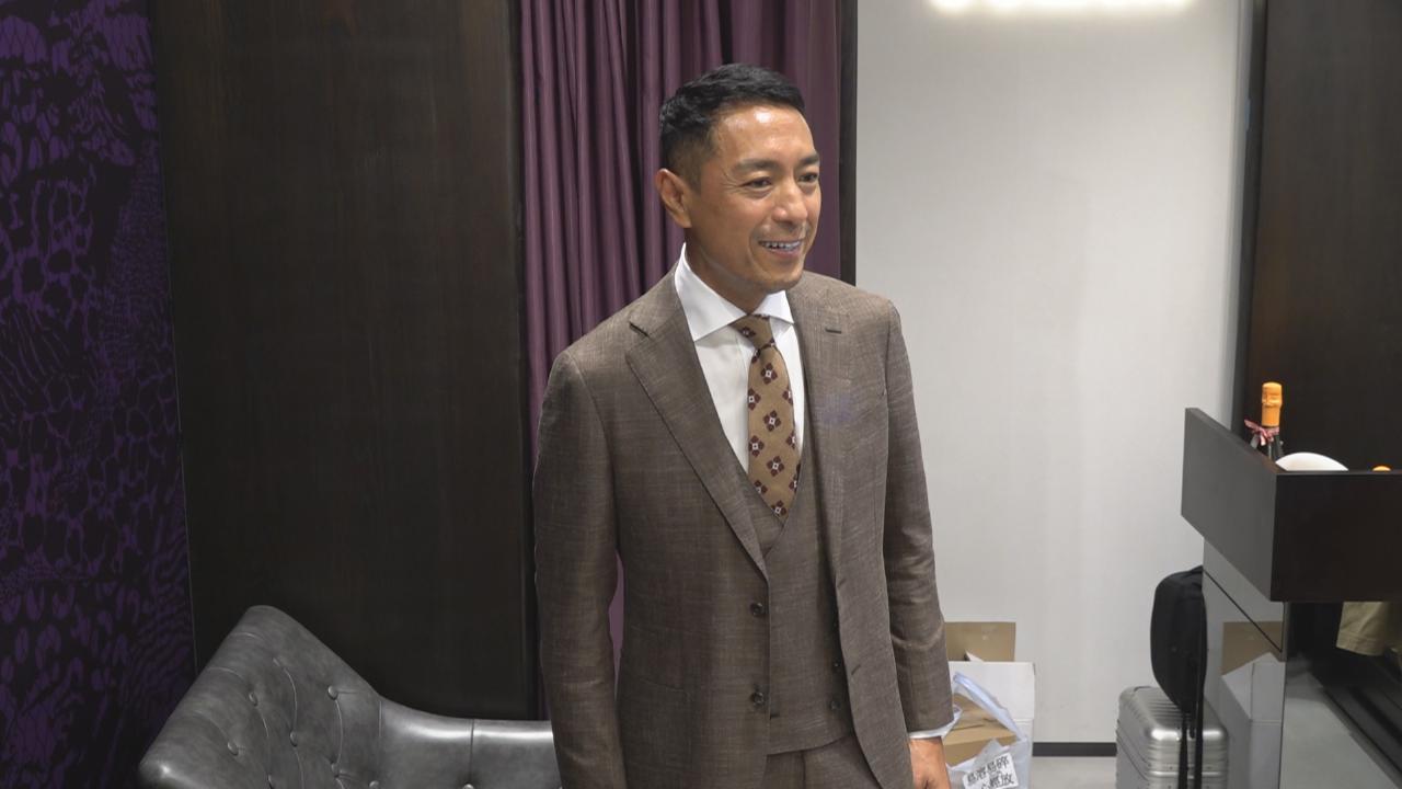 姜皓文剛由內地返港 難忘拍戲期間不停轉換酒店