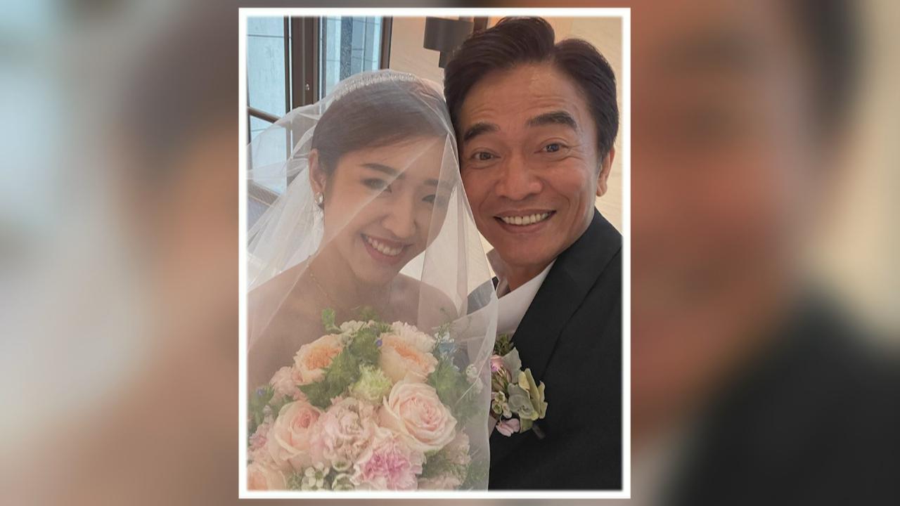 (國語)二女低調舉行婚禮 吳宗憲透露只宴請親戚到場