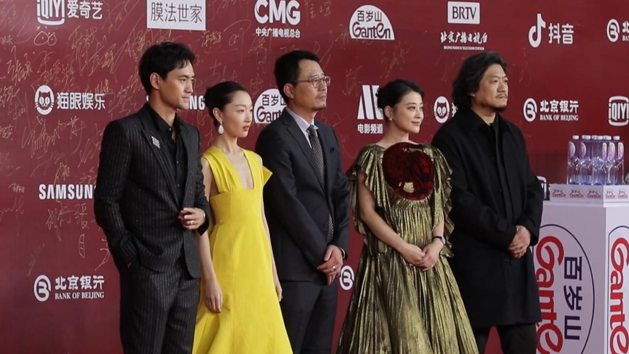 (國語)第11屆北京國際電影節開幕 周冬雨袁弘大談新戲角色難度