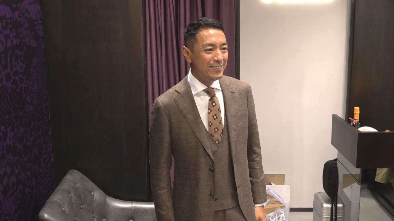 (國語)姜皓文剛由內地返港 難忘拍戲期間不停搬酒店