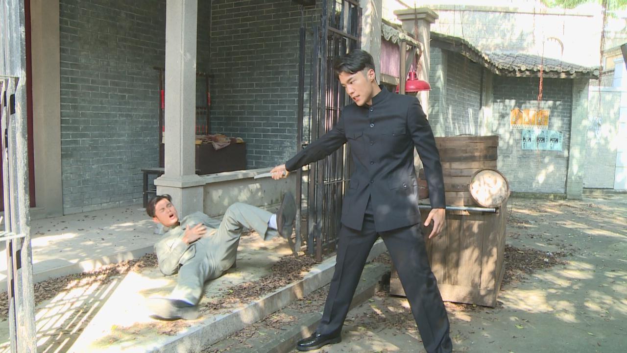 (國語)丁子朗 劉頌鵬為聲級學堂錄教材 炎炎夏日拍攝民初戲份