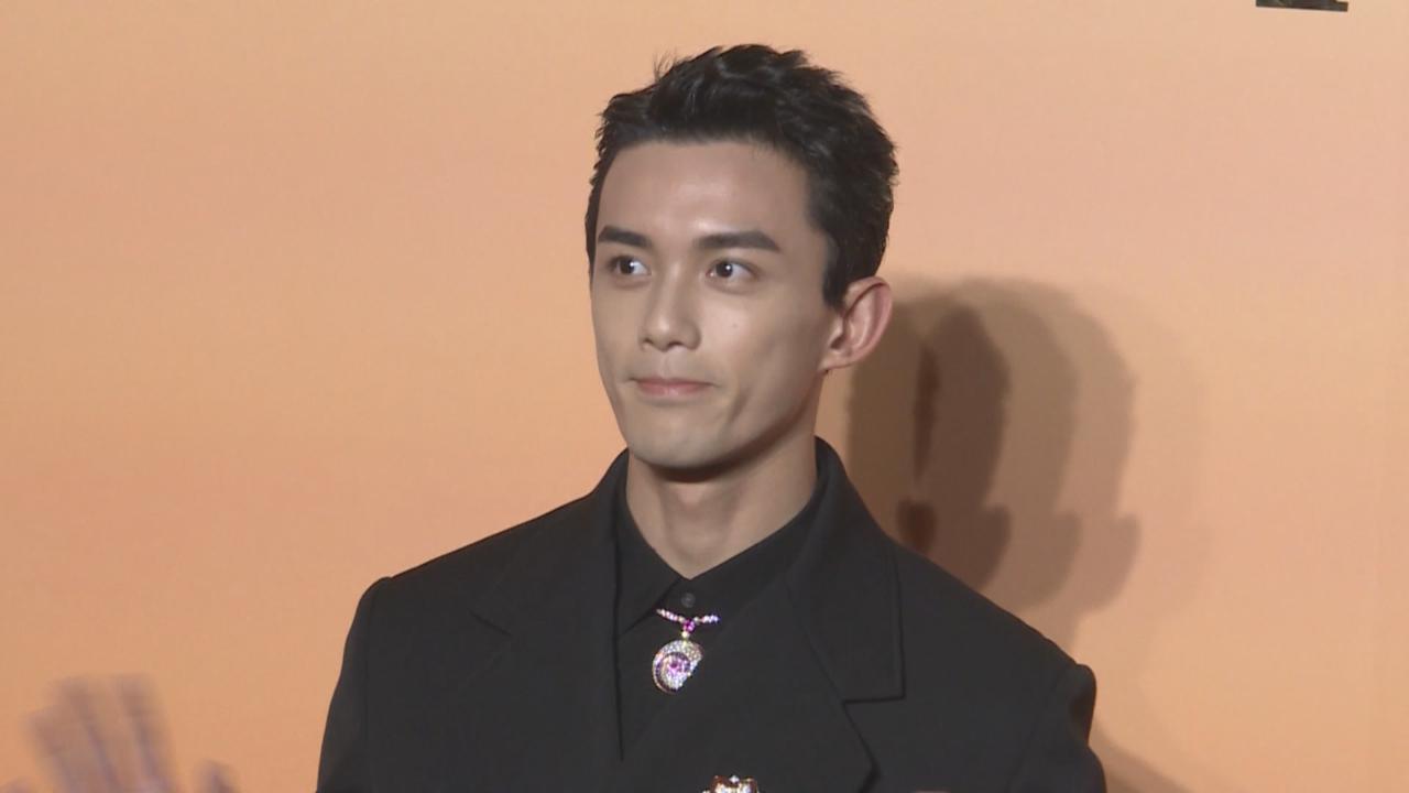 吳磊對高級訂製珠寶感興趣 期望每個角色能發光發亮