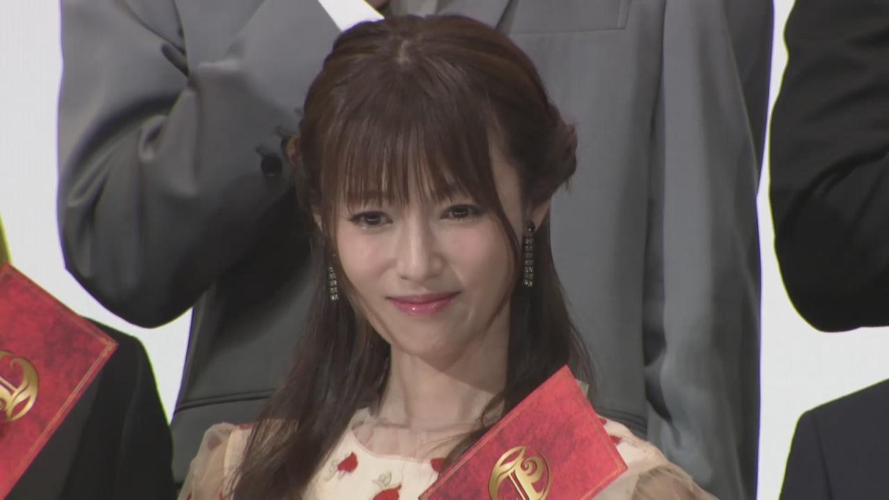 被觀月亞里莎角色吸引 深田恭子大讚拍檔有魅力